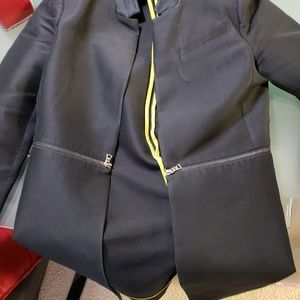 BCBG Aurelia A Line Coat